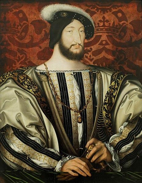 Tableau d'époque de François Ier et la Renaissance