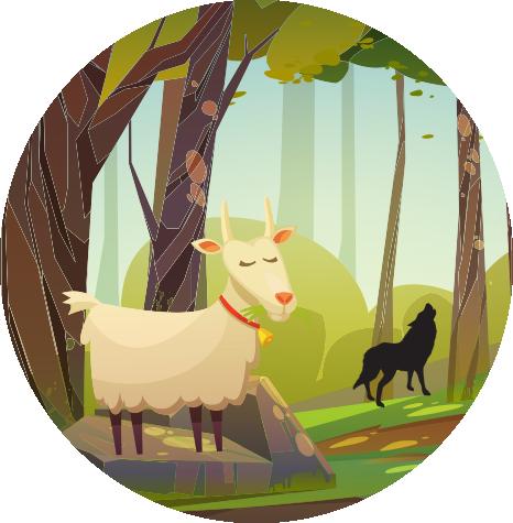 lecture CM1 CM2 6ème - La chèvre de M. Seguin