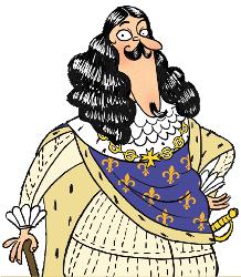 Louis XIII et la généalogie des Rois