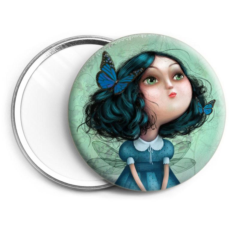 - Miroir Blanche-neige