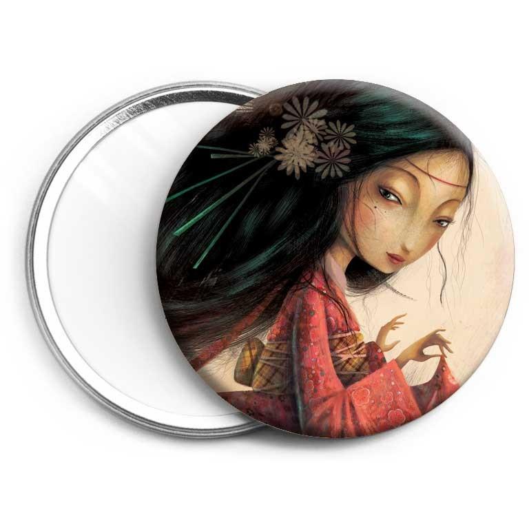 Miroir Princesse Li-la