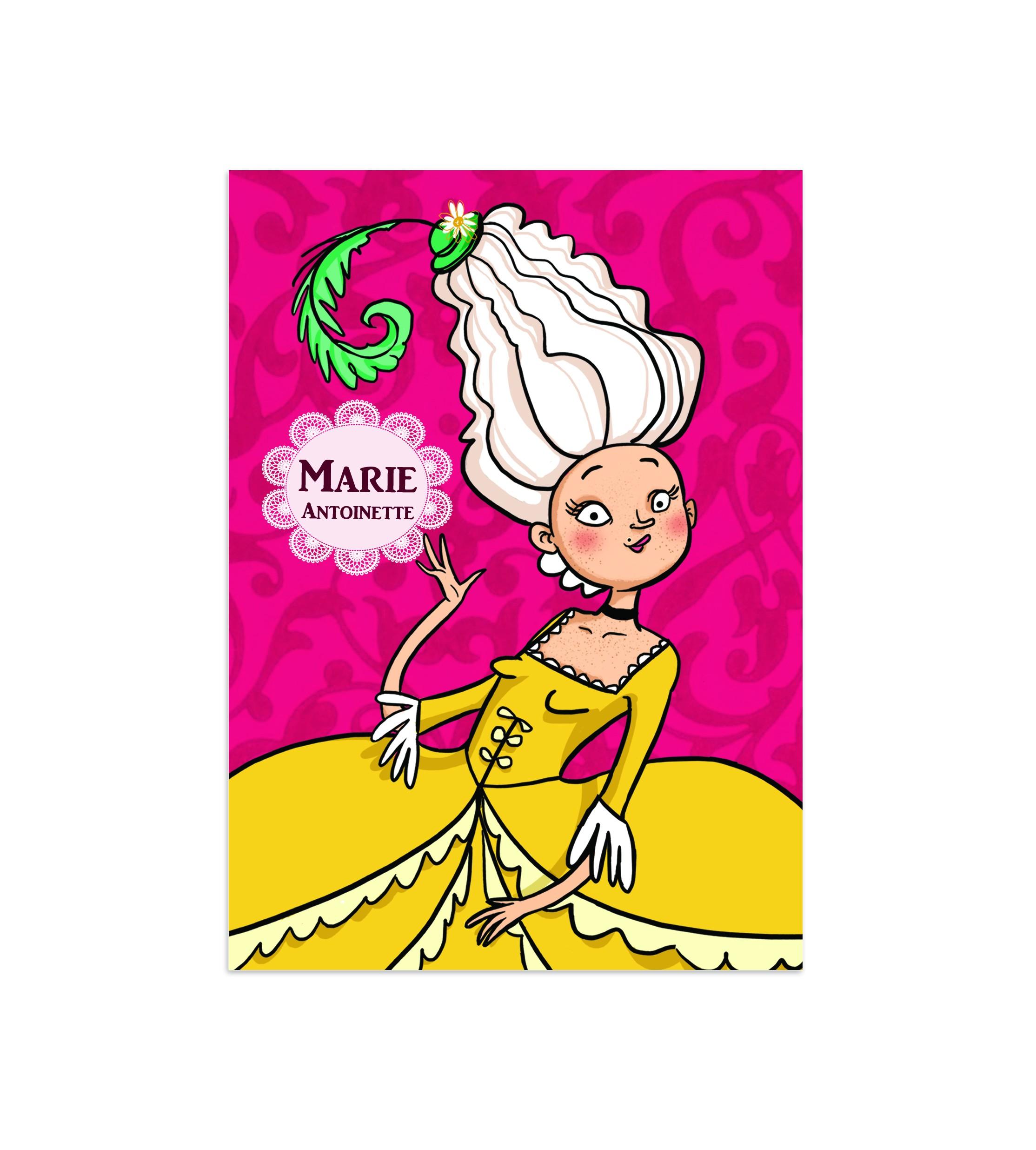 Notebouc Marie-Antoinette