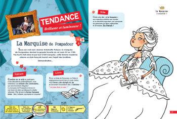 Séance Madame de Pompadour CM