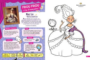 Séance Marie-Antoinette CM